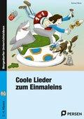 Coole Lieder zum Einmaleins, m. Audio-CD
