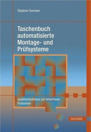 Taschenbuch automatisierte Montage- und Prüfsysteme