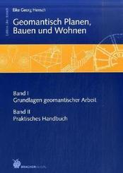 Geomantisches Planen, Bauen und Wohnen, 2 Bde.