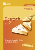 Besonders begabte Kinder individuell fördern, Deutsch - Bd.2