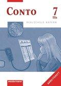 Conto, Realschule Bayern: 7. Jahrgangsstufe, Wahlpflichtfächergruppe IIIa, Arbeitsheft