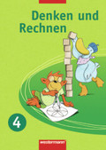 Denken und Rechnen, Ausgabe Berlin, Brandenburg, Mecklenburg-V., Sachsen, Sachsen-Anhalt (2007): 4. Schuljahr, Schülerband