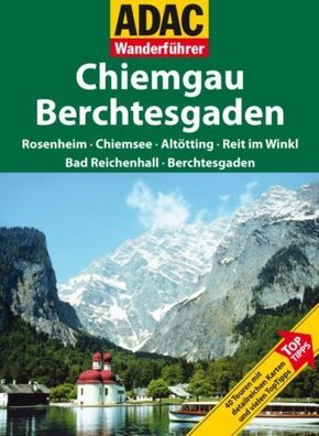 ADAC Wanderführer Chiemgau, Berchtesgaden