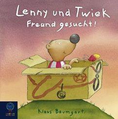 Lenny und Twiek - Freund gesucht!