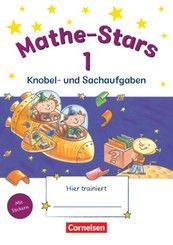 Mathe-Stars - Knobel- und Sachaufgaben - 1. Schuljahr