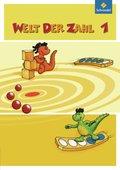 Welt der Zahl, Ausgabe 2009 Nordrhein-Westfalen: 1. Schuljahr, Schülerband
