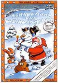 Schneemann und Weihnachtsmann, für Sopranblockflöte