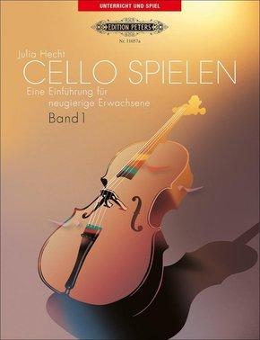 Cello spielen - Bd.1