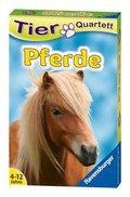 Tier Quartett Pferde (Kartenspiel)
