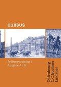 Cursus, Ausgabe A/B, Prüfungstraining: Lektion 1-20; Bd.1