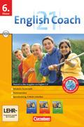 English G 21 (Lernsoftware): 6. Klasse English Coach, 1 DVD-ROM