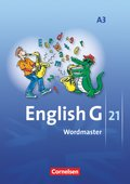 English G 21, Ausgabe A: 7. Schuljahr, Wordmaster; Bd.3