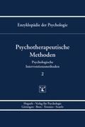 Enzyklopädie der Psychologie: Psychotherapeutische Methoden; B.3. Psychologische Interventions; Bd.2