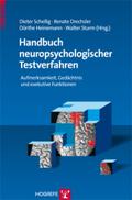 Handbuch neuropsychologischer Testverfahren: Aufmerksamkeit, Gedächtnis und exekutive Funktionen; Bd.1