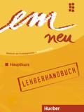 em neu 2008, Hauptkurs: Lehrerhandbuch