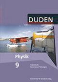 Duden Physik, Ausgabe Gymnasium Thüringen: 9. Klasse, Arbeitsheft