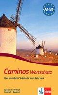 Caminos neu: Wortschatz (auch: Caminos Plus)