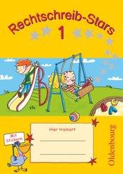 Rechtschreib-Stars - Ausgabe 2008 - 1. Schuljahr