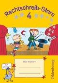 Rechtschreib-Stars: 4. Schuljahr