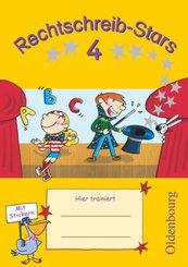 Rechtschreib-Stars - Ausgabe 2008 - 4. Schuljahr