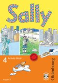 Sally, Ab Klasse 1: 4. Schuljahr, Ausgabe D, Activity Book m. Audio-CD