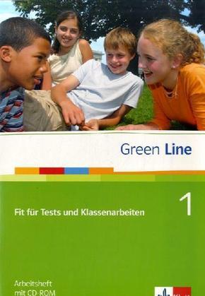 Green Line 1, m. 1 CD-ROM