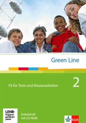 Green Line 2, m. 1 CD-ROM