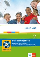 Klasse 6, Das Trainingsbuch m. Audio-CD