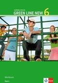 Green Line New, Ausgabe für Bayern: Workbook, 10. Schuljahr; Bd.6