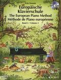 Europäische Klavierschule, Deutsch-Englisch-Französisch, m. Audio-CD - The European Piano Method - Méthode de Piano européenne - Bd.2