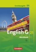 English G 21 - Grundausgabe D - Band 3: 7. Schuljahr