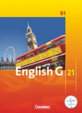 English G 21, Ausgabe B: 7. Schuljahr, Schülerbuch; Bd.3