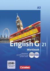 English G 21 - Ausgabe A - Band 3: 7. Schuljahr