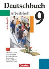 Deutschbuch, Gymnasium Allgemeine Ausgabe, Neue Ausgabe: Deutschbuch Gymnasium - Allgemeine bisherige Ausgabe - 9. Schuljahr - 6-jährige Sekundarstufe I