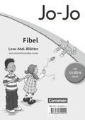 Jo-Jo Fibel, Allgemeine Ausgabe: Lese-Mal-Blätter zum sinnerfassenden Lesen im 1. Schuljahr