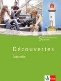 Découvertes: Passerelle, Grammatisches Beiheft, 5. Lernjahr; Bd.5