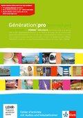 Génération pro, niveau débutants: Cahier d' activites, m. MP3-CD u. CD-ROM