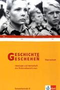 Geschichte und Geschehen, Sekundarstufe II, Baden-Württemberg: Ideologie und Herrschaft des Nationalsozialismus