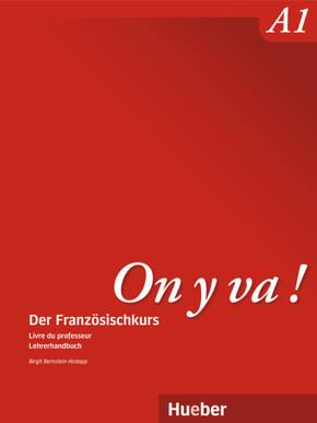 On y va!: Livre du professeur / Lehrerhandbuch