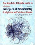 Absolute Ultimate Guide to Lehninger Principles of Biochemistry