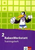 RabenWerkstatt: Trainingsheft, 2. Schuljahr
