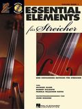 Essential Elements für Streicher, Violine, m. Audio-CD - Bd.1