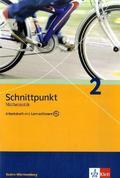 Schnittpunkt Mathematik, Realschule Baden-Württemberg: Klasse 6, Arbeitsheft m. CD-ROM; Bd.2