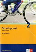 Schnittpunkt Mathematik, Realschule Baden-Württemberg: Klasse 6, Arbeitsheft; Bd.2