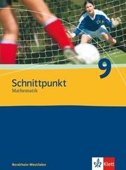 Schnittpunkt Mathematik 9. Ausgabe Nordrhein-Westfalen