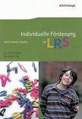 Individuelle Förderung bei LRS, 4.-7. Schuljahr Basistraining, m. CD-ROM