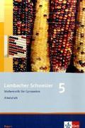 Lambacher-Schweizer, Ausgabe Bayern: 5. Schuljahr, Arbeitsheft