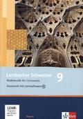 Lambacher-Schweizer, Ausgabe Bayern: 9. Schuljahr, Arbeitsheft m. CD-ROM