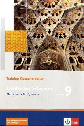 Lambacher-Schweizer, Training Klassenarbeiten: Klasse 9