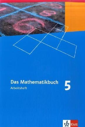 Das Mathematikbuch, Ausgabe N: 5. Schuljahr, Arbeitsheft